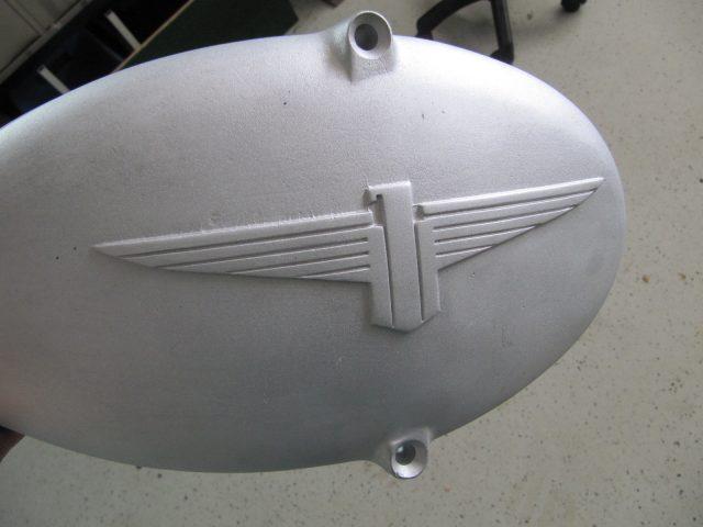 Adler M 200 Motordeckel