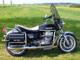 Moto Guzzi 850 T3 California, Bj. 1977