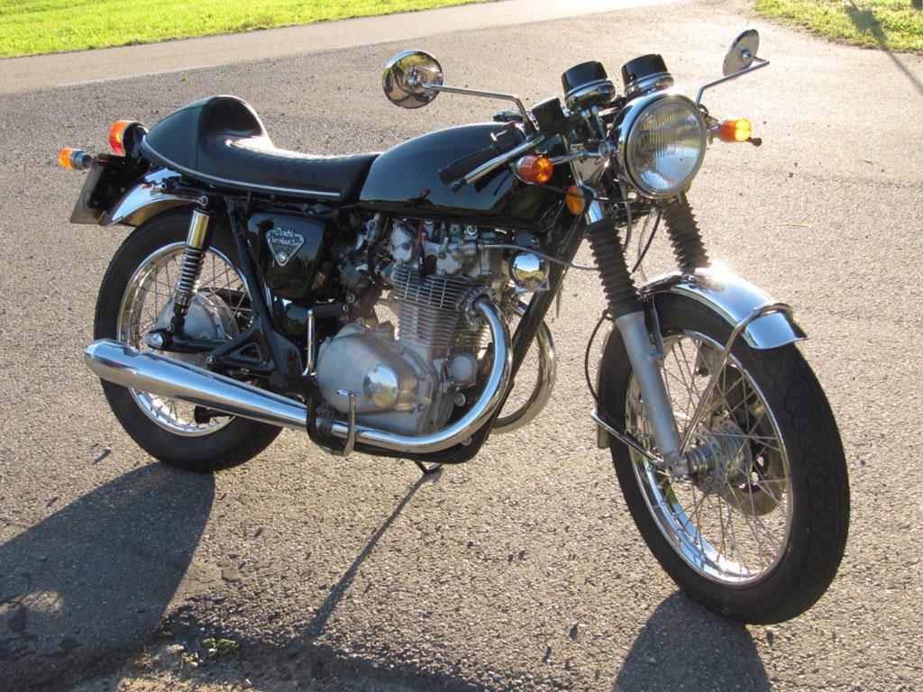 Honda CB 450 K5
