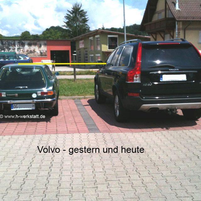 Volvo Vergleich