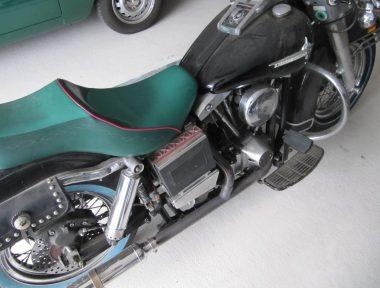 Harley im Originalzustand 2