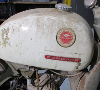 Zündapp Super Combinette 517-02 L1 Originalzustand